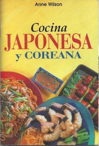 9788496048843: Cocina Japonesa y Coreana (Spanish Edition)