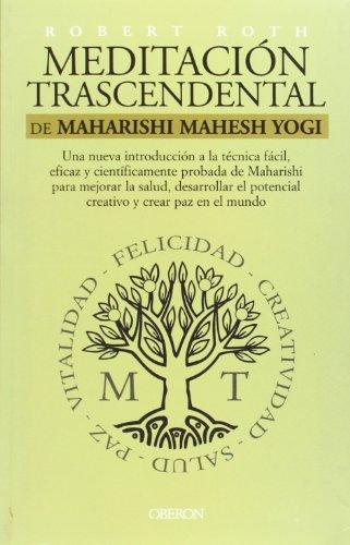 Meditacion trascendental de Maharishi Mahesh Yogi / Maharishi Mahesh Yogi T. M. Transcendental...