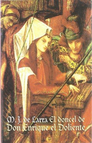 9788496052536: El doncel de Don Enrique el doliente / (Spanish Edition)