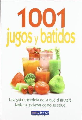 9788496054455: 1001 JUGOS Y BATIDOS (Spanish Edition)