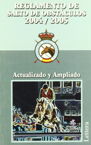 9788496060104: Reglamento de salto de obstaculos/ Jumping Regulation (Spanish Edition)
