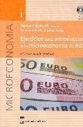 Lecciones de introducción a la microeconomía para: Ahijado Quintillán, Manuel