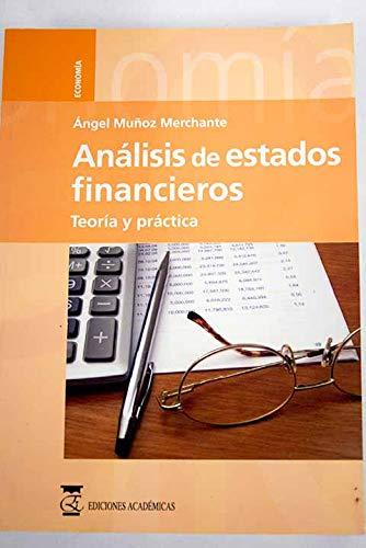 9788496062474: Analisis de estados financieros - teoria y practica