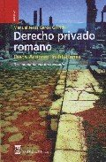 9788496062924: Derecho privado romano