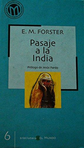 9788496075030: PASAJE A LA INDIA.