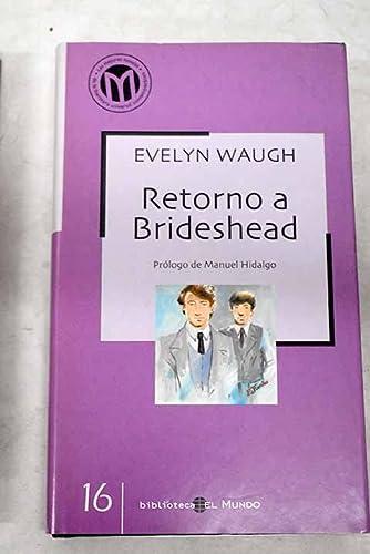 9788496075146: Retorno a Brideshead