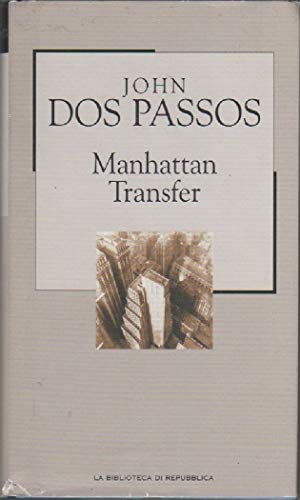 9788496075863: Manhattan transfer