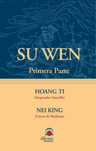 9788496079175: Su Wen I