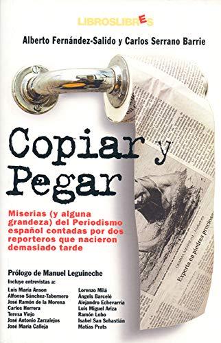 Copiar y pegar: Fernández-Salido, Alberto ; Serrano Barrie, Carlos