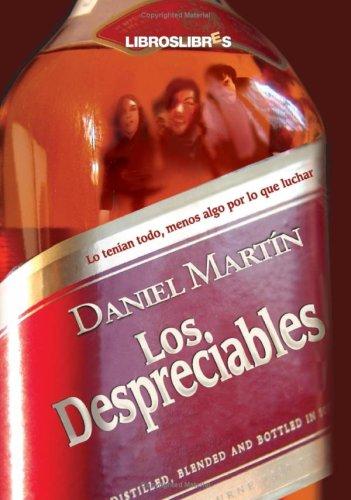 9788496088306: Despreciables, los