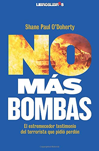 9788496088887: NO MÁS BOMBAS (Spanish Edition)