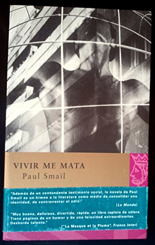 9788496095113: Vivir me Mata (La Diversidad)