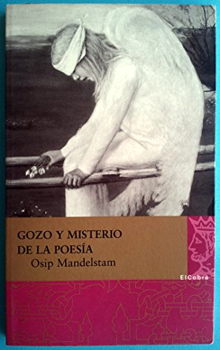 9788496095380: Gozo y misterio de la poesia