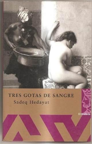 9788496095472: Tres Gotas de Sangre (Spanish Edition)