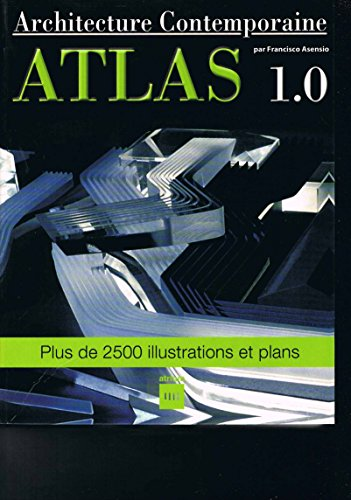 9788496099821: Atlas de l'architecture contemporaine