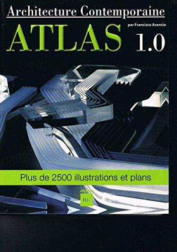 9788496099821: Atlas de l'architecture contemporanie
