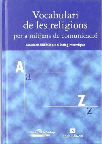 Vocabulari de les religions per a mitjans de comunicaci?: n/a