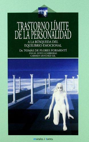 9788496106604: TRASTORNO LIMITE DE LA PERSONALIDAD