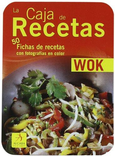 9788496107663: La caja de recetas. WOK