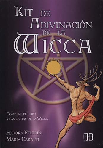 Kit de adivinación de la wicca. Cartas de la wicca - Feltrin, Fedora/ Caratti, María/ Ossés T