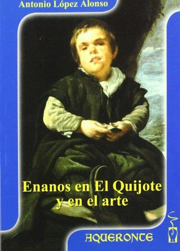 9788496115330: Enanos en el Quijote y en el arte