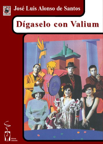 9788496115415: Dígaselo Con Valium (Incontinentes (teatro))