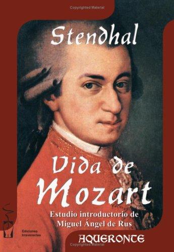 Vida de Mozart: Stendhal