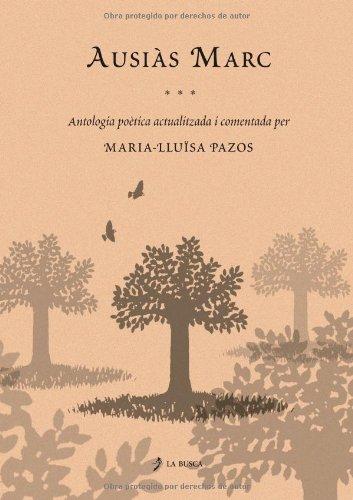 9788496125193: Ausiàs Marc, antologia poètica