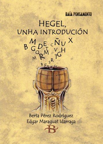 9788496128590: Hegel. Unha introdución (Baía Pensamento)