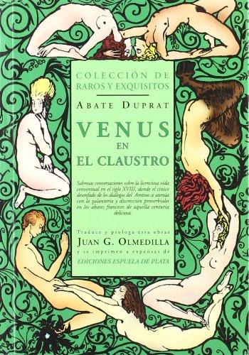 9788496133013: Venus En El Claustro