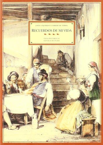 9788496133396: Recuerdos De Mi Vida. Edicion, (Biblioteca de Historia)