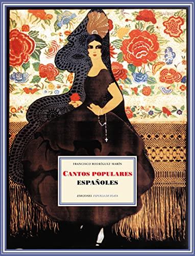 9788496133563: Cantos Populares Españoles
