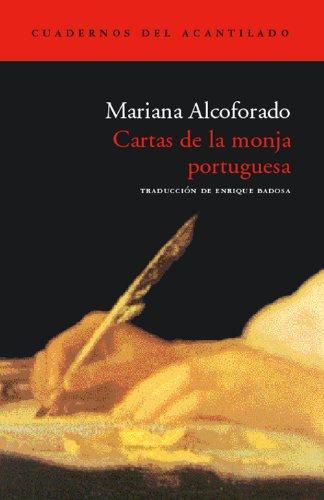 9788496136298: Cartas de la monja portuguesa (Cuadernos del Acantilado)