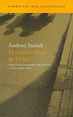 9788496136342: El mundo detrás de Dukla (Narrativa del Acantilado)