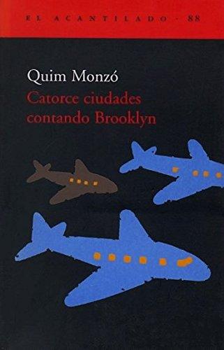 Catorce Ciudades Contando Brooklyn (Spanish Edition) [Mar