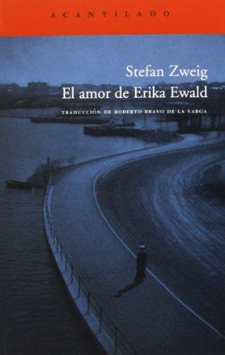 9788496136786: El amor de Erika Ewald (Cuadernos del Acantilado)
