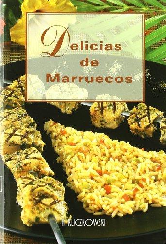9788496137509: Delicias de marruecos