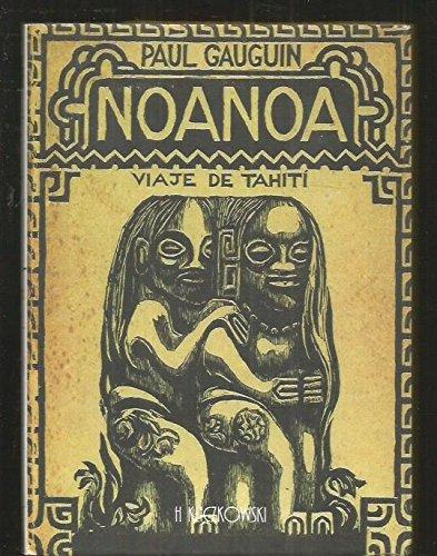 9788496137912: PAUL GAUGUIN,NOA NOA VIAJE TAHITI-COL.MEM