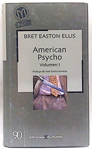 9788496142541: American psycho I