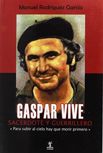 9788496146860: GASPAR VIVE