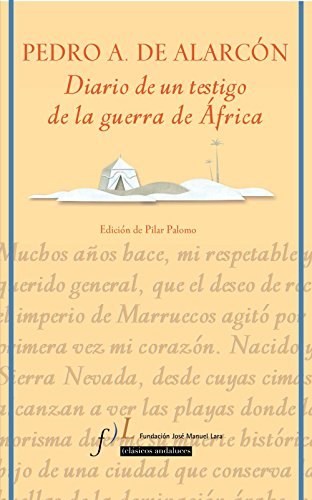 9788496152328: Diario de un testigo de la guerra de África: Edición de María del Pilar Palomo