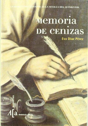 9788496152380: Memoria de cenizas