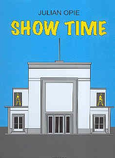 Julian Opie: Show Time: Fernando Frances, Juan Manuel Bonet