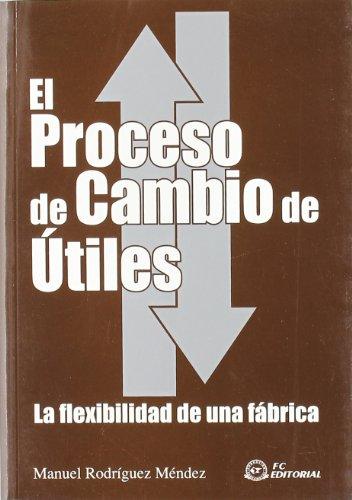 9788496169043: El proceso de cambio de útiles