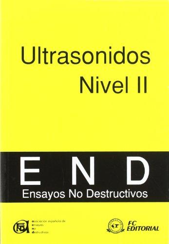 9788496169920: Ultrasonidos - nivel II