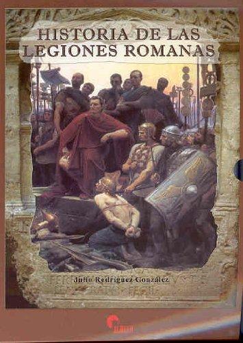 9788496170025: HISTORIA DE LAS LEGIONES ROMANAS