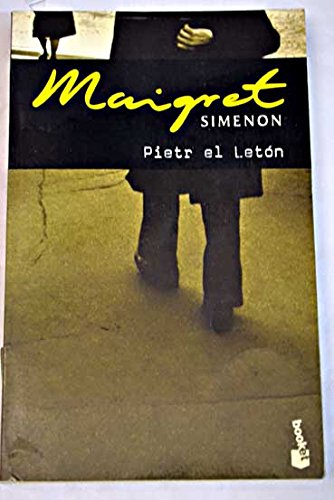 Pietr El Leton (Spanish Edition) (9788496171008) by Georges Simenon