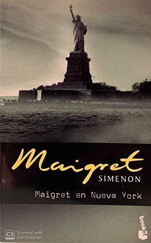 9788496171268: Maigret En Nueva York (Spanish Edition)