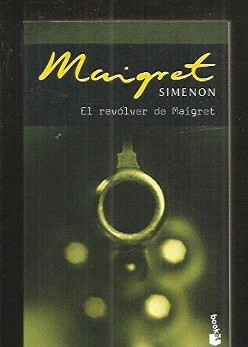 9788496171398: Revolver de maigret, el