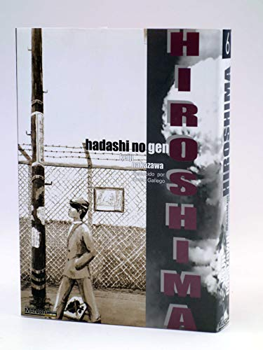 9788496172876: Hiroshima nº 6 (comic)
